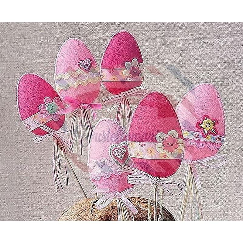 Fustella Ovetti Pasqua 3 misure